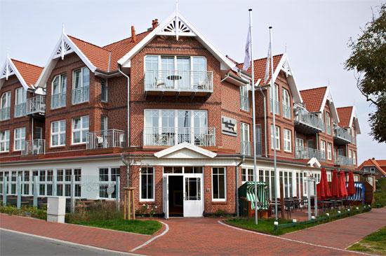 Hotel Logierhus Langegoog