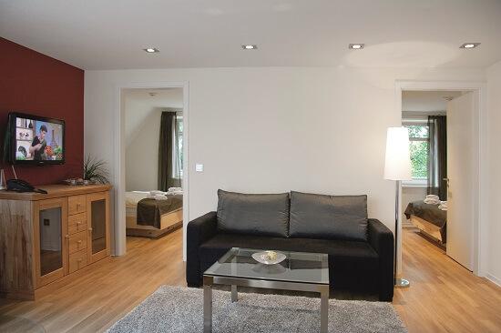 Suite Hotel Langeoog - Penthouse Suite
